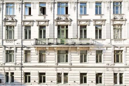 Vídeň, Hotel Post*** Snídaně