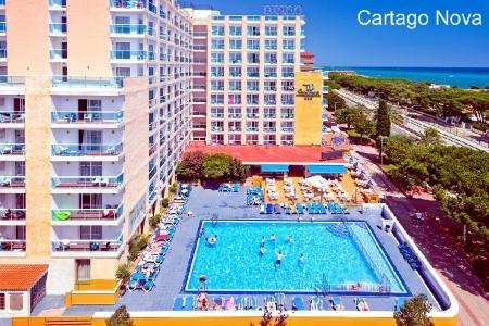 Top Cartago Nova, Španělsko, Costa del Maresme
