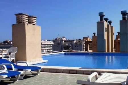 Apartmány Park Suites Salou, Španělsko, Costa Dorada
