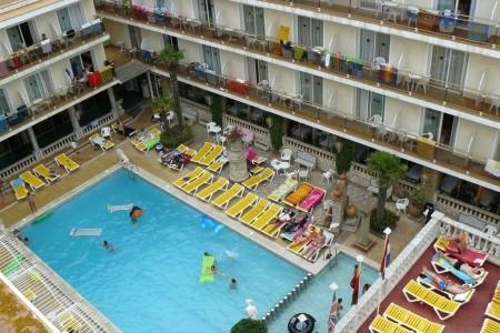 Hotel Ibersol Sorra D´or Beach Club, Španělsko, Costa del Maresme