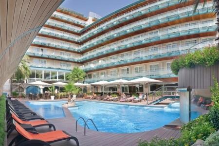 Hotel Kaktus Playa Snídaně