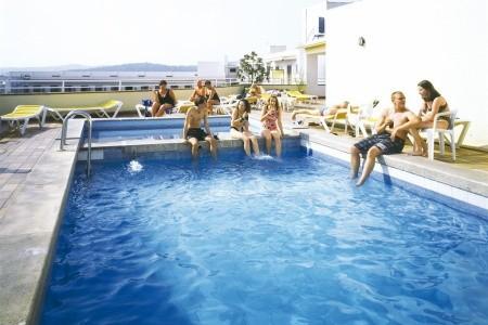 San Juan Park Alegria Hotel - snídaně