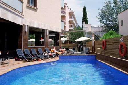 Tossa Beach Center Hotel - autem