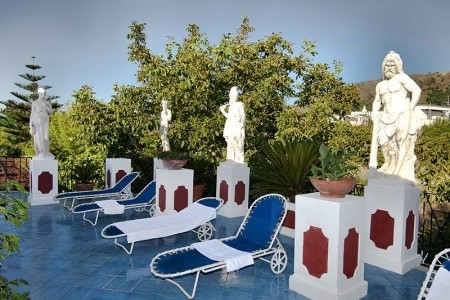 Itálie - Capri / Hotel Bussola