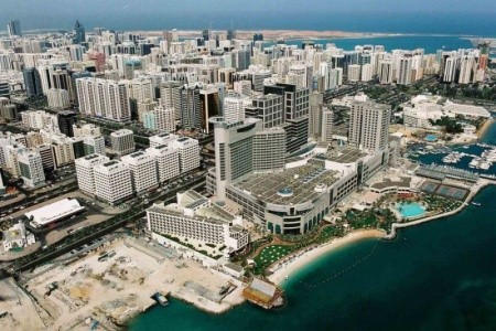 The St. Regis Hotel Abu Dhabi - v prosinci