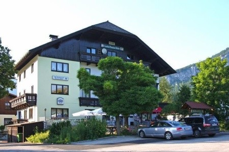 Pension Bergblick - Bad Goisern Léto/salzkammergut Erlebnisc - v září