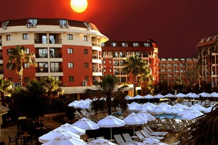 Hotel Palmeras Beach - ultra all inclusive