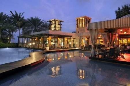 Arabian Court - One & Only Royal Mirage - Dovolená Dubaj - Dubaj 2021
