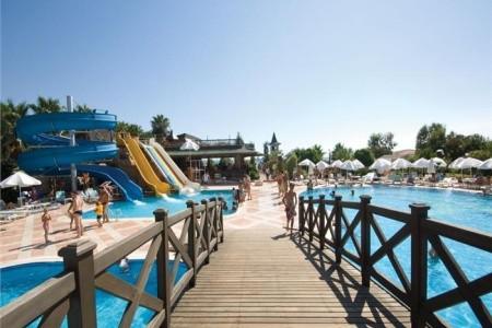 Turecko - Alanya / Holiday Garden Resort