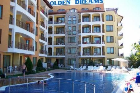 Bulharsko - Slunečné Pobřeží / Golden Dreams Aparthotel