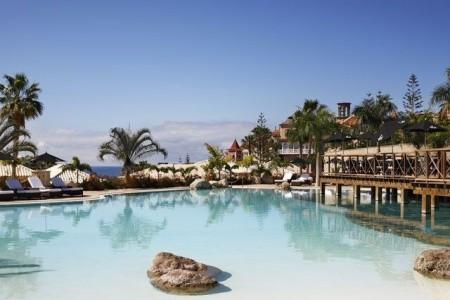 Villas Gran Hotel Bahía Del Duque Resort & Spa - Kanárské ostrovy letecky