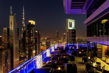 Four Points By Sheraton Sheikh Zayed Rd, Spojené arabské emiráty, Dubai