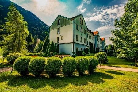 Hotel Zdravilišce Laško - v září