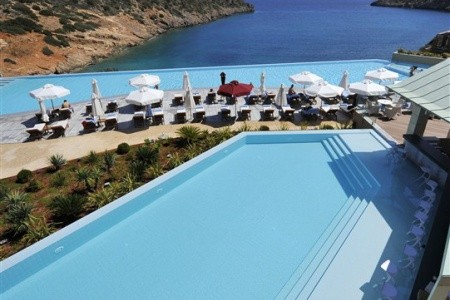 Daios Cove Luxury Resort & Villas, Řecko, Kréta