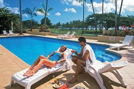 Austrálie - Cairns / Holiday Inn Cairns, Cairns