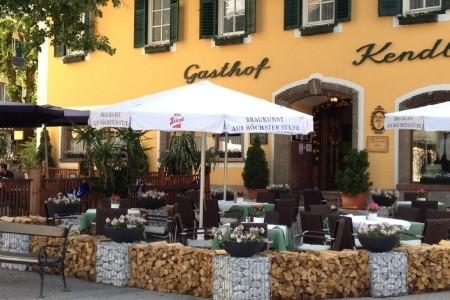 Hotel Kendler - St. Gilgen Snídaně