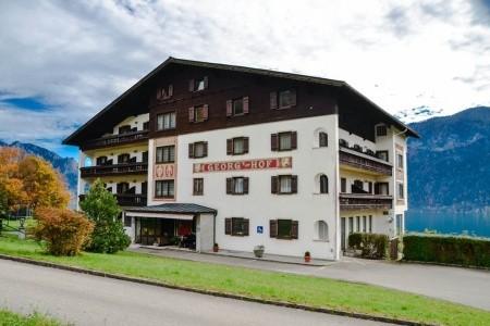 Pension Georgshof - Unterach Snídaně