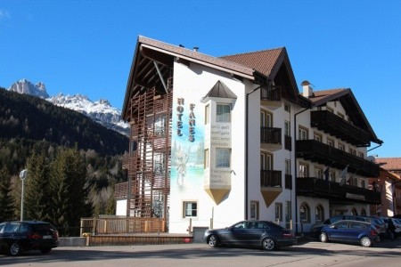 Hotel Fanes S Bazénem Pig– Moena Itálie Tre Valli last minute, dovolená, zájezdy 2017