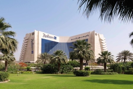 Radisson Blu Resort Sharjah Polopenze