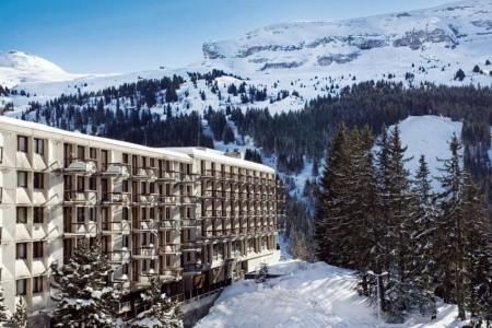 Hotel Club Mmv Le Flaine Plná penze
