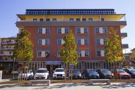 Hotel Europa**** - Signa Snídaně