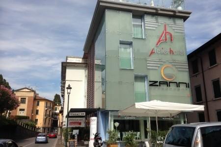 Atelier Design Hotel *** - Gardone Riviera - Itálie - dovolená