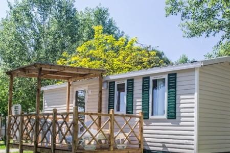 Villaggio Camping Baia Domizia**** - kempy