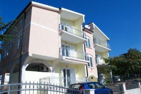 Chorvatsko - Severní Dalmácie / Apartmány Marija