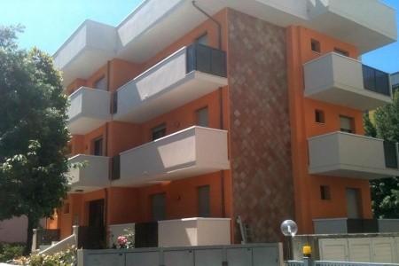 Rezidencia Calderone, Itálie, Rimini