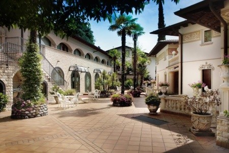 Hotel Ville Montefiori **** - snídaně