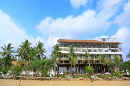 OKRUH STŘEDNÍ A JIŽNÍ SRÍ LANKOU S POBYTEM U MOŘE S POLOPENZÍ NEBO ALL INCLUSIVE 4*, PANDANUS BEACH RESORT & SPA, Srí Lanka,