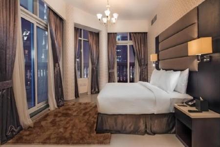 Emirates Grand Hotel Apartments - Plná penze