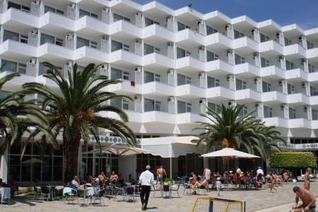 Corniche Palace Tunisko Bizerta last minute, dovolená, zájezdy 2018