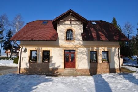 Česká republika - Orlické hory / Chalupa Rampuše 3405