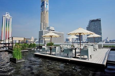 Thajsko - Bangkok / Centara Watergate Pavillion Hotel Bangkok