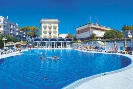 Hotel Cambridge - Itálie  - dovolená
