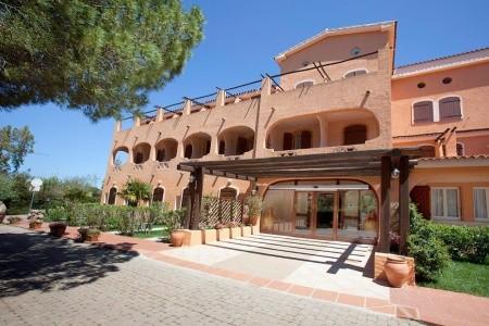 Blu Hotel Laconia Plná penze