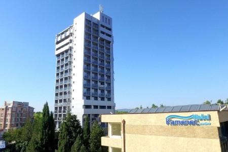Hotel Kamenec, Bulharsko, Nesebar