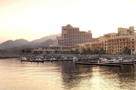 Spojené arabské emiráty - Fujairah / Fairmont Fujairah