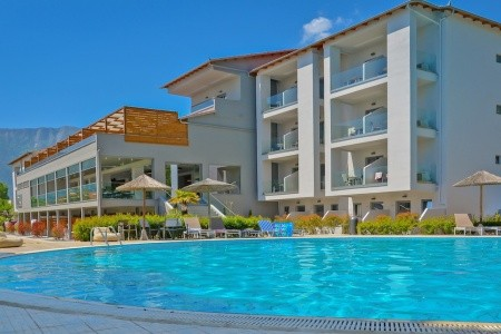 Hotel Princess Golden Beach - v srpnu
