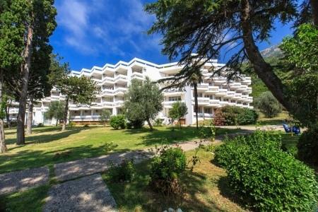 Hotel Korali All Inclusive Club, Černá Hora, Sutomore