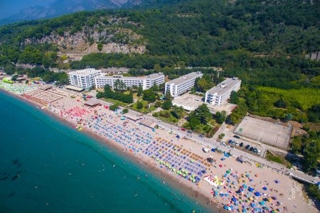 Šlágr Dovolená - Hotel Korali All Inclusive Club All Inclusive