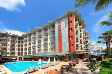 Monart City Hotel Turecko Antalya last minute, dovolená, zájezdy 2017