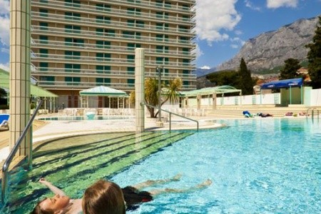 Hotel Dalmacija - Makarska, Chorvatsko, Makarska