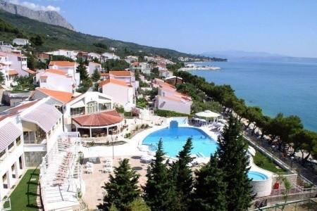 Hotel  Bluesun Afrodita, Chorvatsko, Tučepi