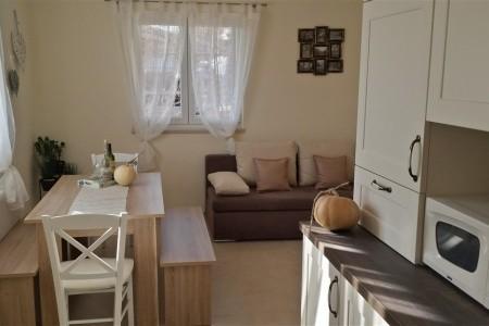 Apartments Mirjana / A1 / Two Bedrooms - v září
