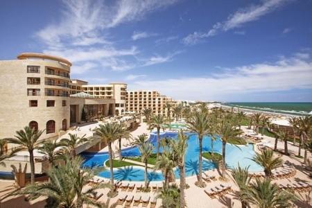 Tunisko - Sousse / Mövenpick