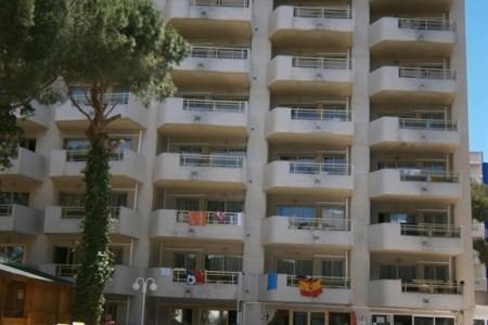 Apartmány Almonsa Playa S Jídlem Polopenze