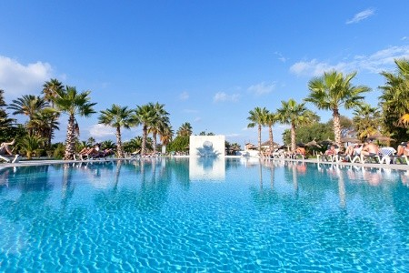 Tunisko - Port El Kantaoui / Hotel Seabel Alhambra Beach Golf & Spa
