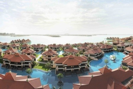 Anantara Dubai The Palm Resort & Spa, Spojené arabské emiráty,